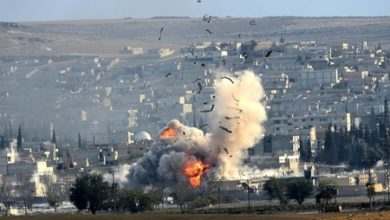Photo of SEPAH Pasdaranın Suriyadakı silah anbarına hücum
