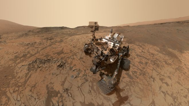 Photo of На Марсе произошел мощный выброс метана