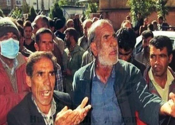 """Photo of """"Lordqan"""" neft-kimya sənayesinin fəhlələri və işçiləri etiraz aksiyası keçirib"""