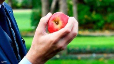 "Photo of دراسة تكشف سرا ""مفاجئا"" عن فوائد التفاح"