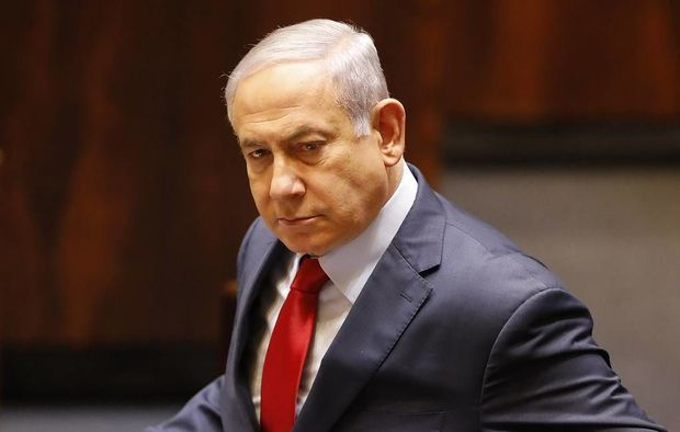 "Photo of Vermont senatoru Netanyahunu ""mürtəce irqçi"" adlandırdı"