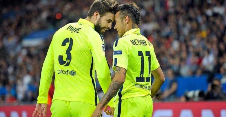 "Photo of بيكيه يرسل ""رسالة مبطنة"" لنيمار بشأن انتقاله لبرشلونة l قبل 2 ساعة"