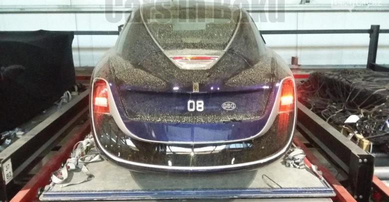 Photo of Bakıya dünyanın ən bahalı avtomobillərindən biri gətirildi – FOTO