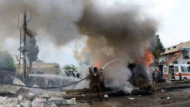 Photo of قتيل وجرحى في تفجير عنيف هز مدينة أعزاز شمالي سوريا