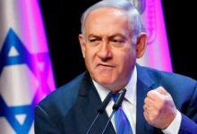"Photo of نتانياهو يدعو إلى ""مزيد من الضغط"" على إيران"