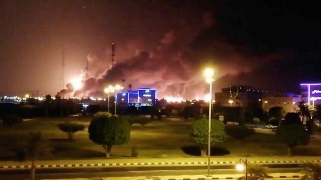 Photo of Fransa, Almaniya və Britaniya: Səudiyyə Ərəbistanının neft obyektlərinə hücumlara görə İran cavabdehdir