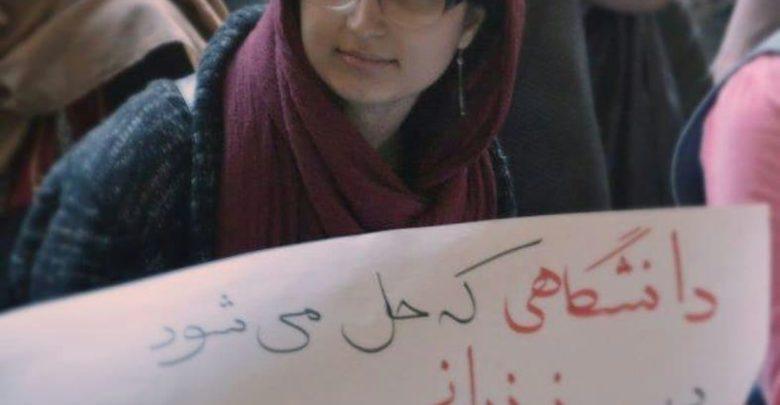 Photo of دادگاه تجدیدنظر بدون برگزاری جلسه، حکم ٧ سال زندان «پریسا رفیعی» را عینا تایید کرد