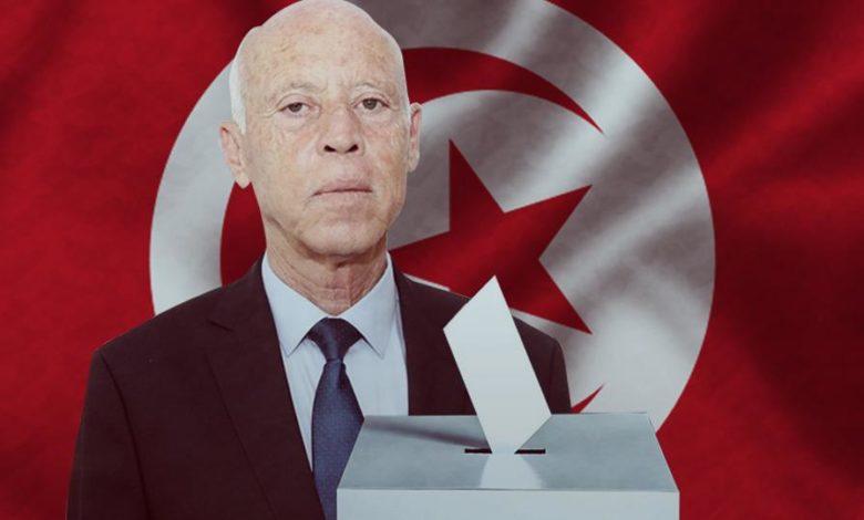 Photo of التلفزيون التونسي: قيس سعيّد رئيساً لتونس
