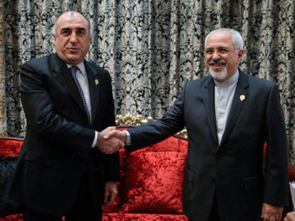 Photo of Эльмар Мамедъяров встретился с главой МИД Ирана