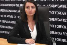 Photo of Leyla Abdullayeva: Ermənistan Şuşadakı Gövhərağa məscidini fars məscidi kimi qələmə verməyə çalışır