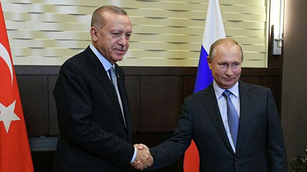 Photo of Эрдоган в Сочи: Наша цель – долгосрочная стабильность в Сирии