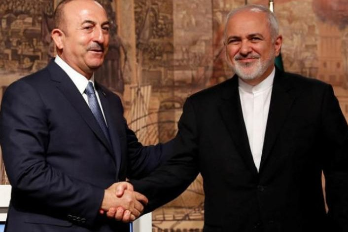Photo of Главы МИД Ирана и Турции обсудили в Баку ситуацию в Сирии