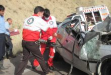 Photo of شش کشته و مجروح بر اثر واژگونی سواری پژو 405 در خیاو