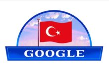 Photo of تغییر لوگوی گوگل بهمناسبت روز جمهوریت در ترکیه