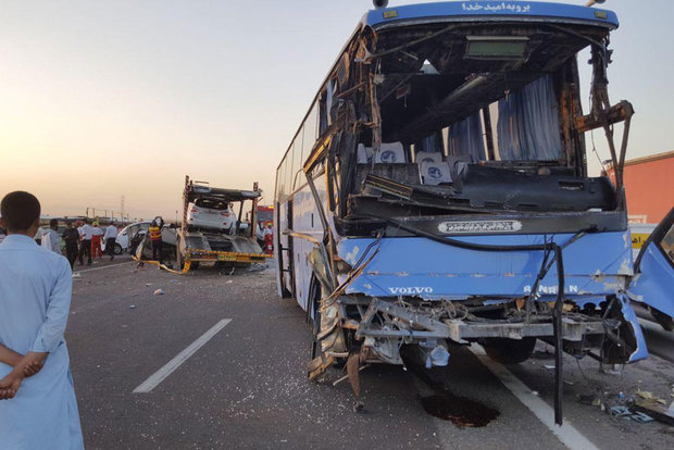 Photo of پنج دانشجوی همدانی در سانحه تصادف در عراق کشته شدند