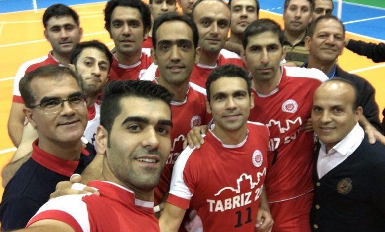 Photo of تیم والیبال شهرداری تبریز به اسپوتا آذر درنای اورمیه واگذار می شود