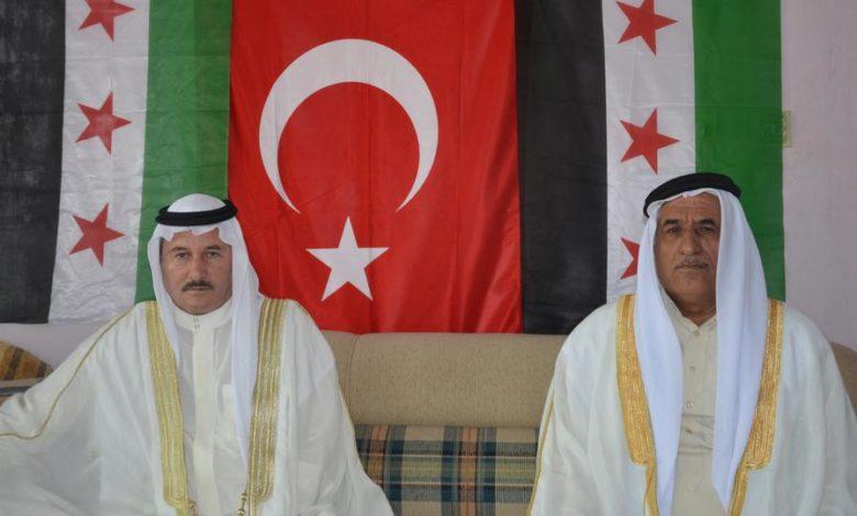 Photo of عشيرة سورية تدعم عملية نبع السلام التركية