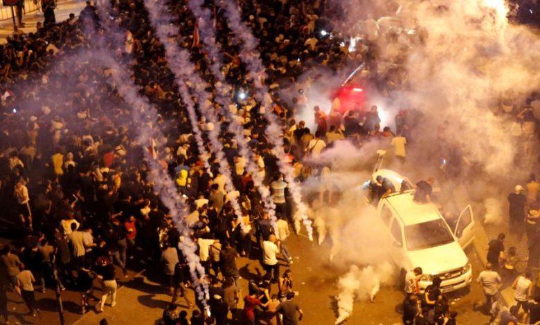 Photo of احتجاجات لبنان.. تردّي الاقتصاد يوحّد الطوائف ضد الطبقة السياسية