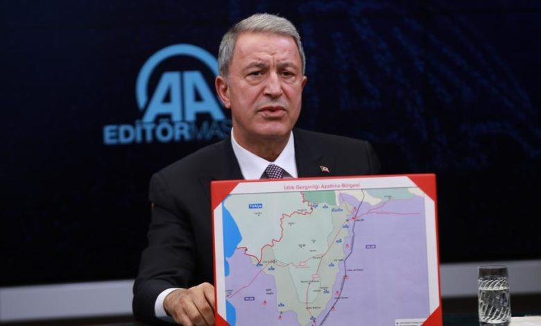 Photo of وزارة الدفاع التركية تنفي أخباراً كاذبة حول استهداف المدنيين