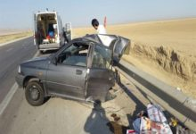 Photo of آمار تصادفات آذربایجان شرقی طی۶ ماه نخست سال جاری/۴۸۴ نفر فوت و ۹ هزار و ۹۰۶ نفر مصدوم