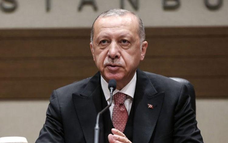 Photo of Эрдоган: Как сказал президент Ильхам Алиев, у одной нации не может быть двух диаспор
