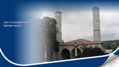 Photo of Azərbaycanın yuxarı Gövhərağa məscidi ermənilər tərəfindən farslaşdırılır