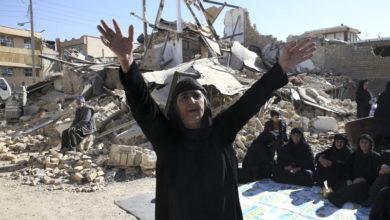 Photo of Иран всколыхнуло мощное землетрясение