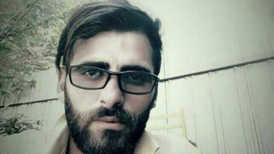 Photo of Mojtaba Parvin Was Arrested by Iran Police on South Azerbaijan
