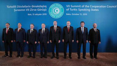 Photo of Türkdilli Dövlətlərin Əməkdaşlıq Şurasının 7-ci Zirvə Görüşü Bakıda Keçirilib