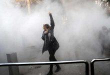 Photo of تقرير معهد الأبحاث الدولية عن الاحتجاجات في إيران