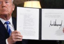 "Photo of ترامب يمدد ""حالة الطوارئ الوطنية"" ضد إيران لعام واحد"