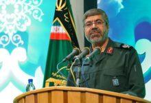 "Photo of الحرس الثوري: جماعات ""انفصالية"" وراء أحداث الشغب الأخيرة"