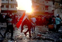 Photo of المفوضية العليا لحقوق الانسان: 4 قتلى وعشرات الجرحى في الناصرية