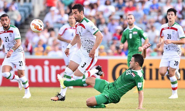 Photo of Ümummilli etirazlar səbəbiylə İran və İraq futbol komandaları arasında oyun Bəsrədə keçirilməyəcək