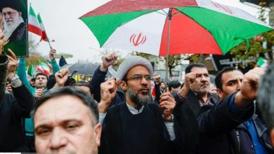 Photo of Iran stages pro-government rallies after days of violent unrest