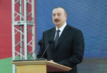 """Photo of Prezident İlham Əliyev: """"Gələn il minimum 3 min köçkün ailəsi yeni evlərə köçəcək"""""""