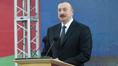 """Photo of Prezident İlham Əliyev: """"Korrupsiya və rüşvətxorluq bizə qalan mirasdır"""""""