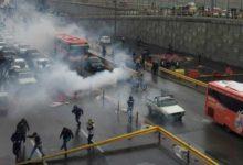 Photo of در جریان «درگیریهای» مردم در تبریز با نیروهای سرکوبگر ٣۰ نفر دستگیر شده اند
