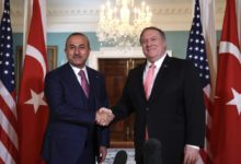 Photo of دیدار وزیر امور خارجه ترکیه با همتای آمریکایی خود در بروکسل