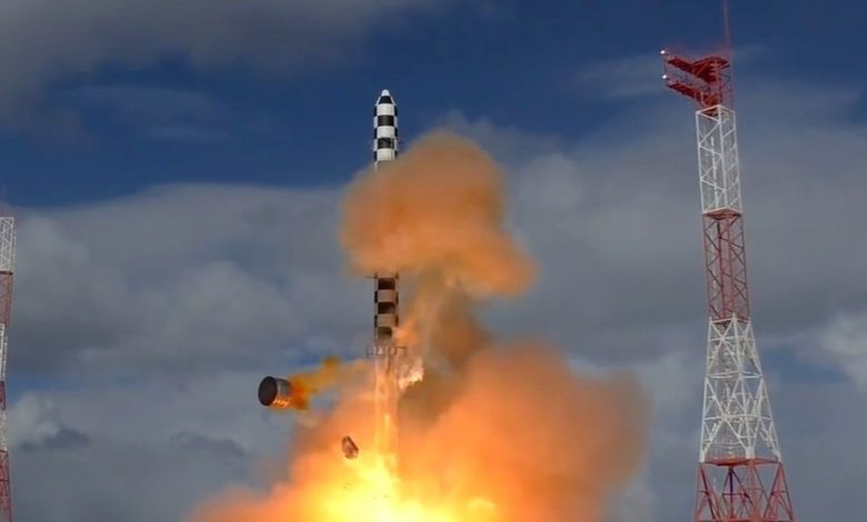Photo of روسیه مدعی شد که بزرگترین آزمایش موشکی تاریخ خود را برگزار میکند