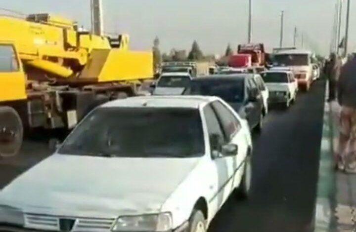 Photo of تجمعات اعتراضی مردم شهرهای مختلف ایران