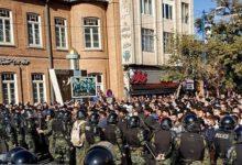Photo of پلیس ایران طی اطلاعیه ای از مردم خواست تا «اغتشاشگران» را معرفی کنند