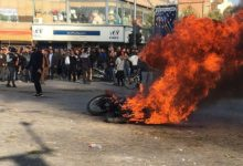Photo of Protests erupt in Iran after government raises price of petrol by 50%