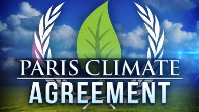 Photo of США выходят из Парижского климатического соглашения