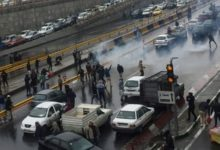 Photo of One killed as protests erupt after Iran hikes petrol prices