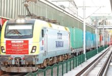 Photo of Silk road train 'first step towards a game changer'