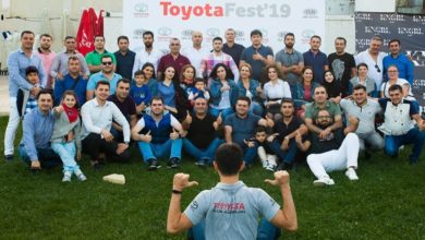 Photo of Toyota/Lexus Club Azerbaijanın Dövlət Bayrağı Günü münasibəti ilə təbriki (VİDEO)