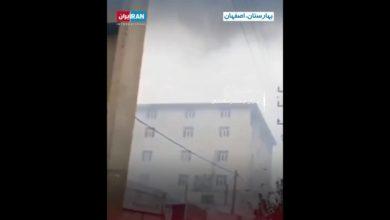 Photo of İsfahanda polis idarəsinin binası yandırıldı – Video