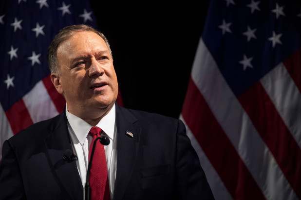 Photo of Pompeo: Iran the common enemy in Mideast anti-government protests