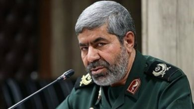 Photo of Spokesman for IRGC: The 'Separatist Groups' Were Behind The Scenes Of 'Recent Riots'